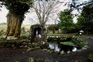 Brigid's Well by anseo1985