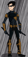 Young Justice: The Apprentice by InsaneMonkey46