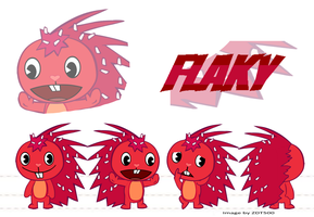 Flaky dt by ZDT500