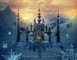 The Frozen Palace by Wesley-Souza