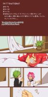 HTF doujinshi translation 31: Sleeping beauty by minglee7294