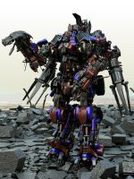 Overlord Prime Hdr by Donvius
