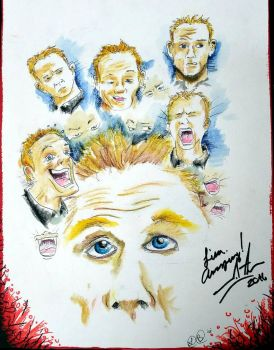 Christopher Titus by gbjewelz
