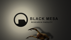 Half Life Black Mesa by Aealacreatrananda