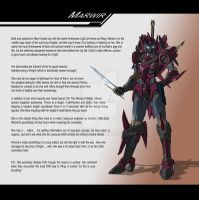 Hunters from the Light: Marwir by alteride