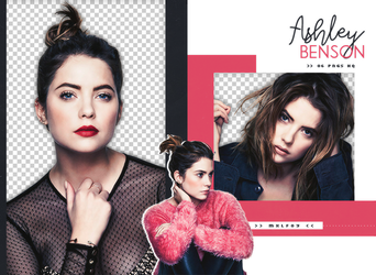 Pack png 47 // Ashley Benson by mxlfoy