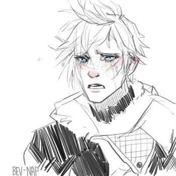 How could you say that Noct? by Bev-Nap
