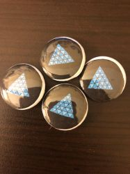 DBH Android Pins by VixessRin