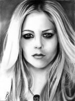 Avril Lavigne by aplusp