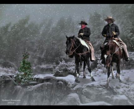 Christmas for Cowboys 3 by robhas1left
