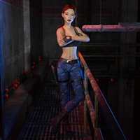 Classic Raider 50 by tombraider4ever