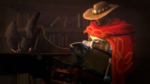 McCree - SFM by Liquorice-Drop