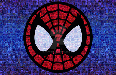 Spider-Man Photomosaic by jmascia