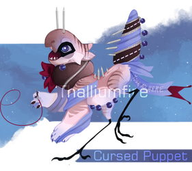 Cursed Puppet by NebNomMothership