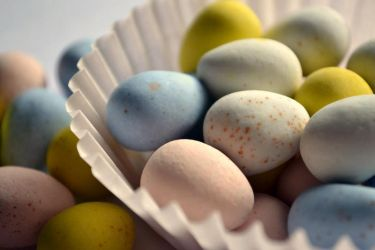 candy eggs by jeanbeanxoxo