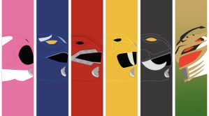 Mighty Morphin Power Rangers Wallpaper 2(Drakkon) by mexicoknight
