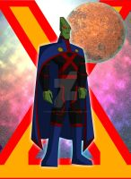 Cam's DCAU Martian Manhunter by TheScarletMercenary