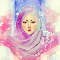 Hijab by MaiRionette