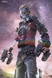 Starlord by LibsCosplay