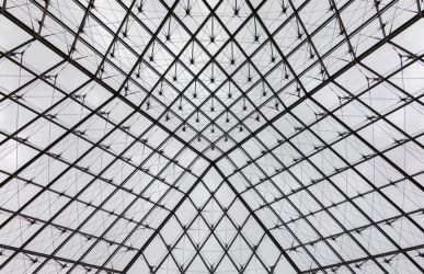Inside the pyramid by sequential