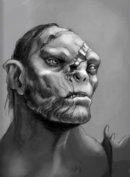 Bolg by AllyEdFrown
