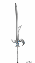Dulladag Sword ( Two Handed ) by Wafricoxs