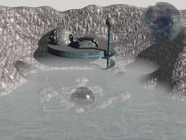 Mining Outpost by UrbanIndustries