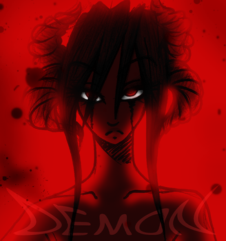Demonic Wrath by Yamizakuro