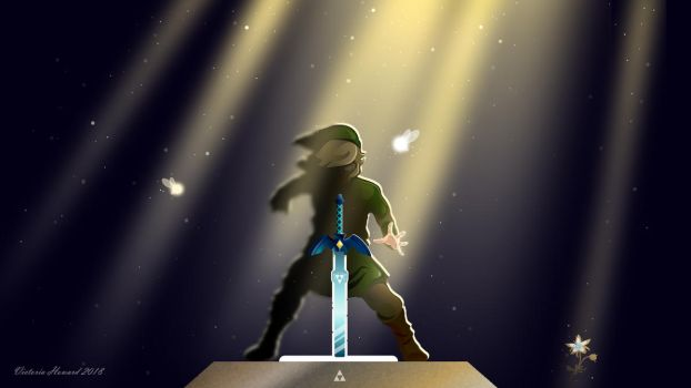 The Master Sword by TorHow