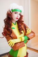 X-men - Rogue V by MeganCoffey