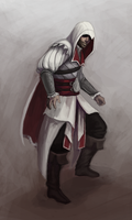 Ezio by CavalierediSpade