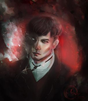 Credence Obscurus by Abyss-Valkyrie