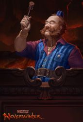 Neverwinter: Auctioneer by CarmenSinek