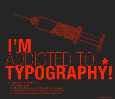 Typo Addict by kodereaper
