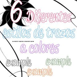 6 Diferent Styles by Oh-Perfect-Robsten
