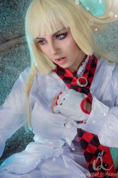Lili Rochefort Cosplay by JillStyler