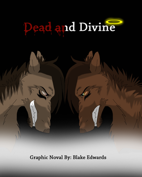 Dead and Divine Cover by DemonWolfZelda