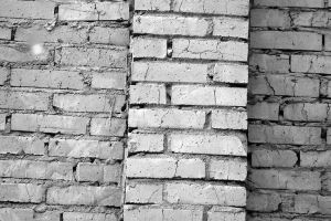 Grey Brick Wall Texture_3 by DXstock