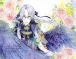 wish for his wings to be light - Trinity blood by solalis1226