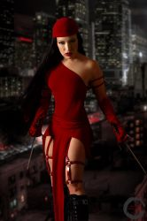 Elektra by ShadowDreamers