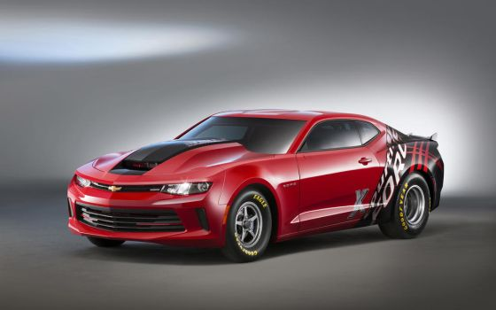 2016 Chevrolet COPO Camaro Review- Front by ROGUE-RATTLESNAKE