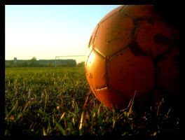 Soccer Ball by xKeepYourSoulx