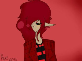 Alex! .{Contest Picture for TheOperatorsShadow}. by Abe-Finlay