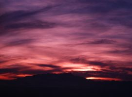 Purple in the Sky by pagit