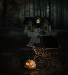 Haunted House by tryskell