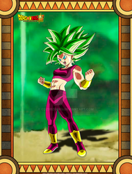 DBS Kefla Desperate by cdzdbzGOKU