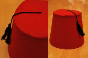 doctor's fez by yiea