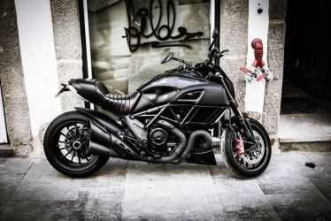 ducatimonster by chewmark