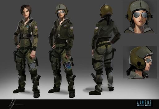 ACM pilot concept by neisbeis