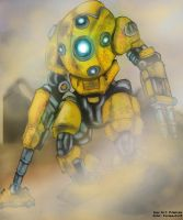 Collab: Sand Mech by Just-Add-Water99